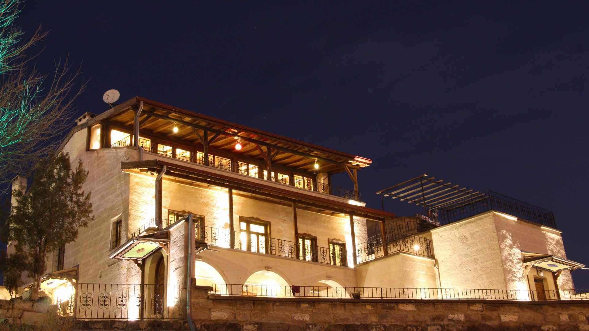Bayer Stone House